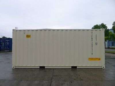 Double Door(DD) - 20' New / One Trip Shipping Container in Boston, MA 5