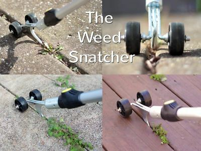 THE WEED SNATCHER, Crack and Crevice Weeding Tool 7