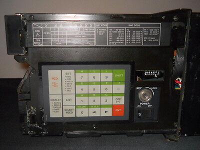 YOKOGAWA UR100 3-PEN Chart Plotter Recorder, 115VAC, 4153-555-321/BU