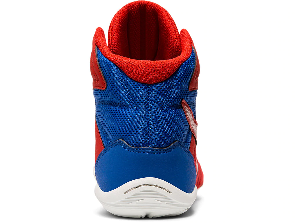 KIDS Wrestling Shoes Boxing (Boots) Asics MatFlex 6 GS Ringerschuhe MMA KravMaga 7
