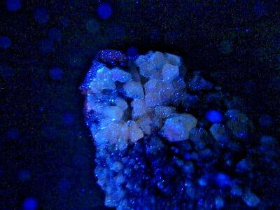 """Minerales """" Perfectos Cristales Fluorescentes De Calcita De Marruecos - 12A17 """" 9"""