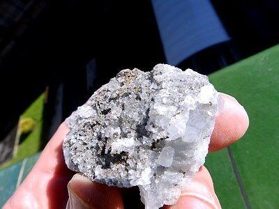 """Minerales"""" Extraordinarios Cristales Cubicos De Fluorita (Marruecos)  -  1C17 """" 6"""
