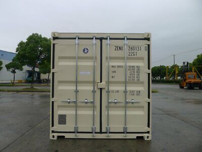 Double Door(DD) - 20' High Cube - One Trip Shipping Container in Kansas City, KS 6