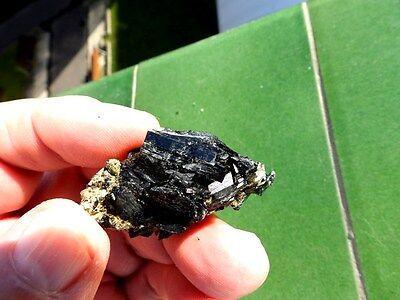 """Minerales """" Fabulosos Cristales De Ferroactinolita De Cuevas Del Campo -  1Ñ17 """" 5"""
