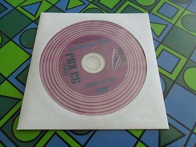 93/KHJ SEPTEMBER 19 1978 Boss SURVEY #685 GREASE CD & REAL DON STEELE MAGNET 3