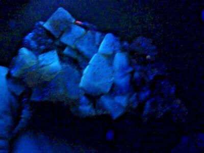 """Minerales """" Extraordinarios Cristales Cubicos De Fluorita Marruecos  -  2A18 """". 12"""
