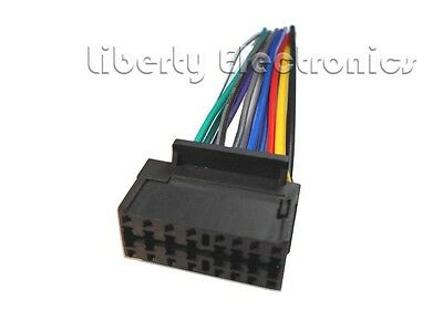 NEW WIRE HARNESS for JVC KD-G200 / KD-AR200 players - $12.76 ... Jvc Kd G Wiring Diagram on
