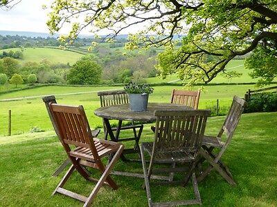 Beautiful holiday Cottage nr Hay On Wye Sleeps 4+2 24-27 July £350 dog friendly 3