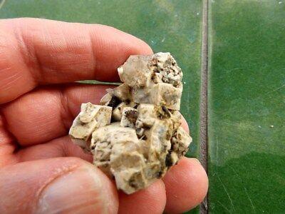 """Minerales """" Perfectos Cristales De Albita+Qz0+Magnetita De Imilchil  -  12B17 """" 5"""