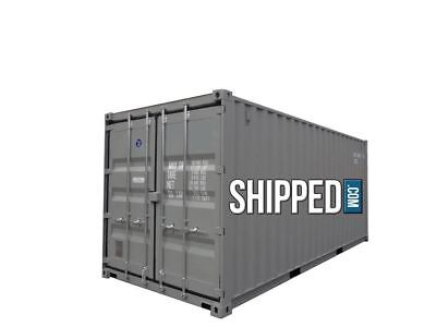 SPECIAL DEAL!!! NEW 20FT CONTAINER / STORAGE UNIT FOR SALE in Lewiston, ME 4