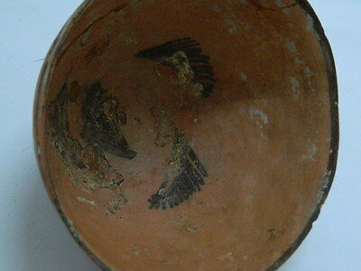 Ancient Large Size Teracotta Painted Pot Indus Valley 2500 BC #PT1524 5