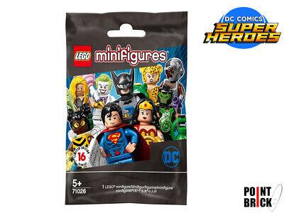 Lego 71026 Minifigures Serie Dc Super Heroes 2