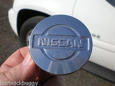 Nissan OEM 1994-2001 Maxima Sentra Chrome Plastic Center Hub Cap 40342 40U10