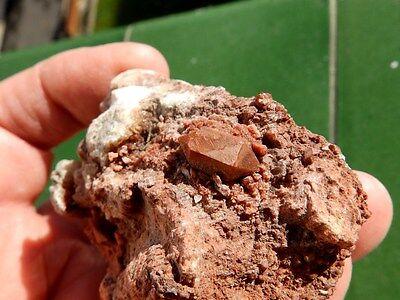 """Minerales """" Fabulosos Cristales De Quarzo Jacintos De Compostela  -  12D15 """" 4"""