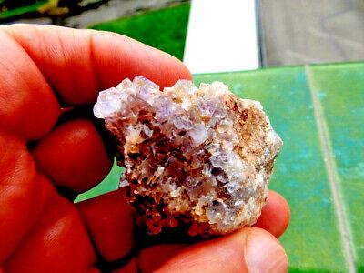 "Minerales "" Bonitos Cristales Cubicos De Fluorita De Berbes(Asturias)  - 1F18 "" 2"