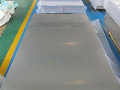 Magnesium Foil Small Sheet  1x120x100mm (very thick) 99.8% 2