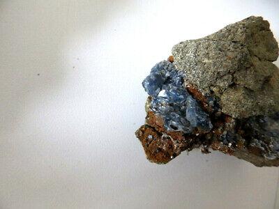 """Minerales """" Fabulosos Cristales De Quarzo Azul De Cantera Juanona -  9G19 """" 6"""