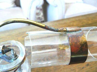 Museales antikes Inhaliergerät,Inhalier-Apparat nach Siegle,ca.1875-1890,selten 12