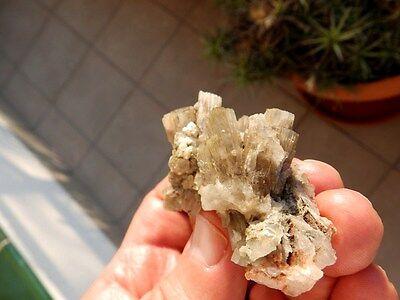 """Minerales """" Fabulosos Cristales De Aragonito De Minglanilla (Cuenca) -  9C16 """" 3"""