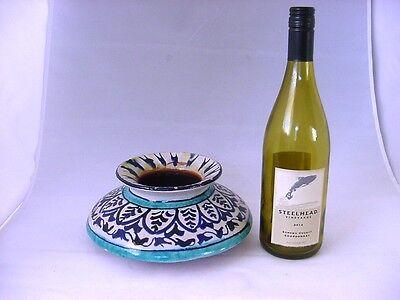 Antique Iznik Ottoman Turkish Pottery Pot Jar 2