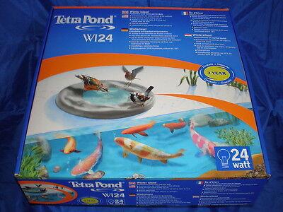Tetrapond Tetra Pond Winter Island Wi 24 24W Heater 2