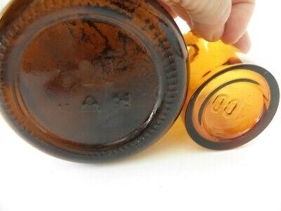 Vorratsglas Flaschen Apotheker braun & farblos 4