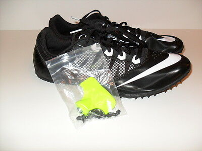 e43246845 ... of 8 New Mens Nike Zoom Rival S 7 Track Field Sprint Spike Shoes Black  616313-001