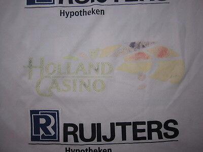 Maillot Hockey Ruijters Smoke Eaters Geleen Porté Uharchek n°96 vintage - XL
