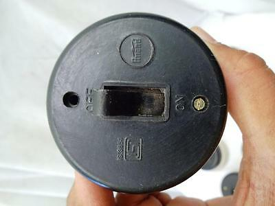 6 Pieces  Antique Bakelite  Electric Switches  16A 250V Vitreous Made In India#5 3