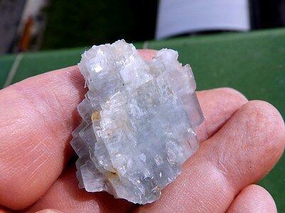 """Minerales""""Extraordinarios Cristales Barita Azul Mina S.jorge La Union - 1A16"""" 4"""