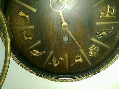 1950s kienzle zodiac wall clock 3