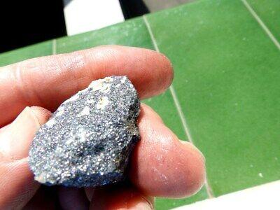 """Minerales """" Fabuloso Mineral De Grafito De Besande (Leon)  -  3A19 """". 3"""