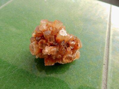 """Minerales """" Fabulosos Cristales Hexagonales De Aragonito  De Marruecos  - 1D18 """" 5"""