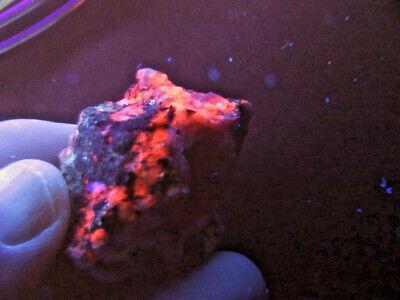 """Minerales """" Cristales Arracimados De Cobalto Calcita De Marruecos  -  2A18 """" 6"""