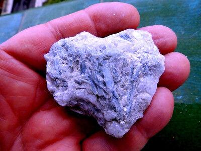 """Minerales """" Excelente Mineral De Cianita De Canillas Del Aceituno  -  3B18 """" 3"""