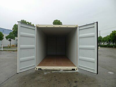 Double Door(DD) - 20' High Cube - One Trip Shipping Container in Kansas City, KS 8