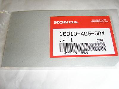 Honda 1979-1982 Cb Gasket Set 16010-425-305 New Oem