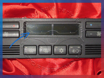BMW E38 7 series A//C AIR CONDITIONING HEATER CLIMATE CONTROL UNIT PANEL KLIMA