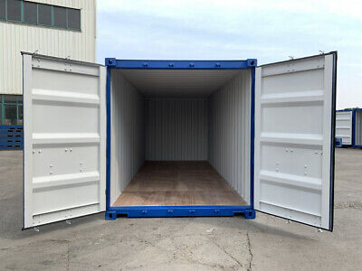 New Shipping Container / 20ft HC One Trip Shipping Container in Detroit, MI 9