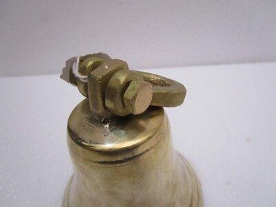 Brass BELL - Brass Made - 1 Kilo - Great Sounding - Boat / Nautical / Maritime 3