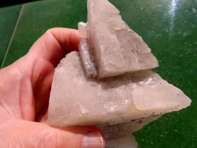 """Minerales"""" Extraordinarios Cristales Cubicos De Fluorita (Marruecos)  -  2D18 """" 9"""