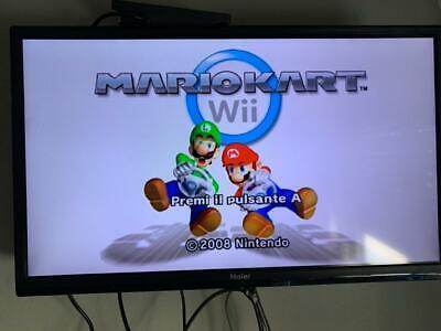 CONSOLE NINTENDO Wii usb loader gx +140GIOCHI +ACCESSORI Just Dance 2020 Mario 4
