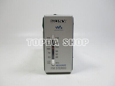 1PC Sony SRF-S84 Original genuine pocket FM//AM radio