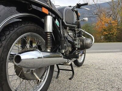 BMW R 50/5 Oldtimer Bj. 1970 4