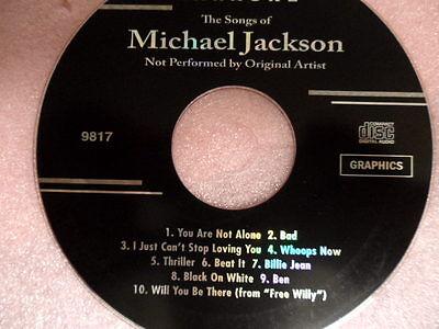 Backstage Karaoke CDG( lot of 16 CD G)  221 Songs 4