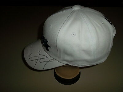1533688db72 ... Meena Lee Hand Signed Volvik Hat Signature LPGA Golf Autograph 3