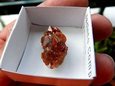"""Minerales """" Fabulosos Cristales De Quarzo Jacintos De Compostela -  7A16 """" 3"""