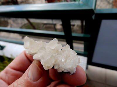"""Minerales """" Bonitos Cristales De Calcita Dte. Perro Mina Moscona  -  1G18 """" 4"""