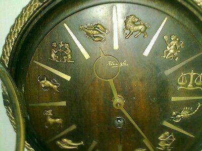 1950s kienzle zodiac wall clock 4
