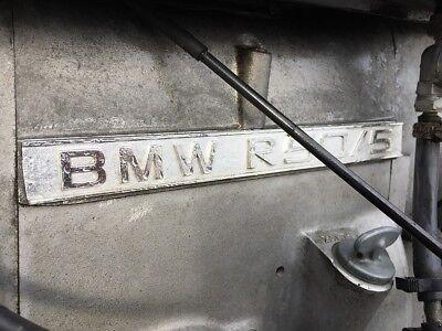 BMW R 50/5 Oldtimer Bj. 1970 7